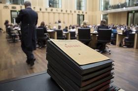 Bundesratssitzung