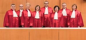 Die freche Referendarin und das Bundesverfassungsgericht