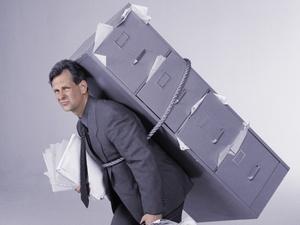 Stresspotenzial am Arbeitsplatz