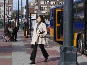 Gesundheits-Tipp: Eine Bushaltestelle früher aussteigen
