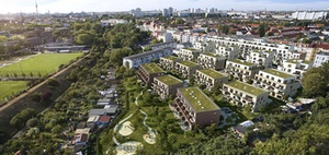 """Berlin: Buwog startet mit Bau von Wohnprojekt """"Das Lichtenhain"""""""