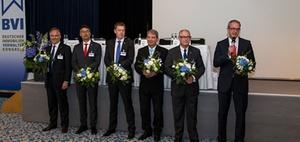 BVI-Präsident Meier im Amt bestätigt