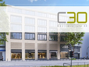 Projekt: Metropol feiert Richtfest für C30 in Köln