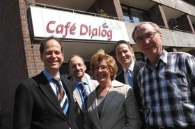 Cafe Dialog Neusser Bauverein