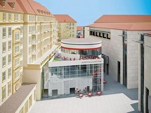 """Projekt: Witte schließt Renovierung von """"Cafe Prag"""" in Dresden ab"""