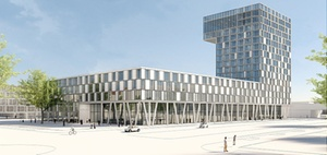 Berlin: Immexa baut Hotel- und Bürokomplex am Adlershof