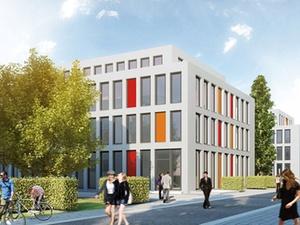 "Baustart am ""Campus Poppelsdorf"" der Universität Bonn"