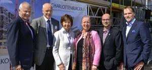 Neubau: Berliner Genossenschaften investierten 111 Millionen