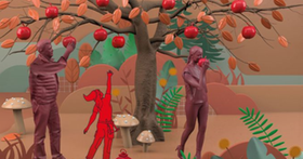 Charta der Vielfalt: Märchenfigur Jenny