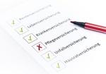 Checkliste für Versicherungen