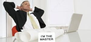 Führung: Männliche Narzissten sind gerne Chef