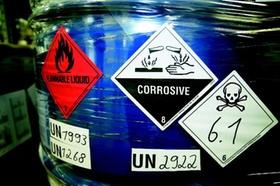 Chemikalienfass