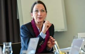Christiane Ram, Leiterin der Wirtschaftsförderung Mannheim