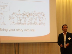 Bring your Story into Life herausragende Strategiekommunikation