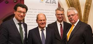 Schumacher übernimmt Vorstandsvorsitz der ZIA Region Nord