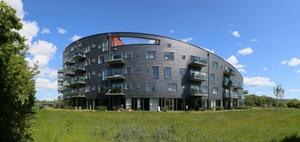 Sozialwohnungen: Cirkelhuset in Dänemark