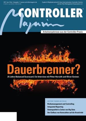 Controller Magazin Ausgabe 1/2017 | Controller Magazin