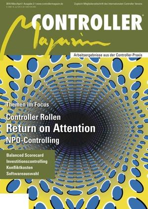 Controller Magazin Ausgabe 2/2010 | Controller Magazin