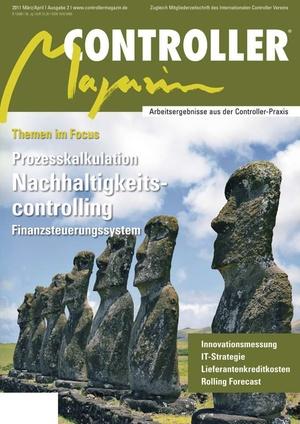 Controller Magazin Ausgabe 2/2011 | Controller Magazin
