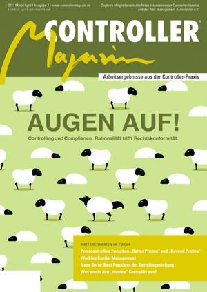 Controller Magazin Ausgabe 2/2017 | Controller Magazin
