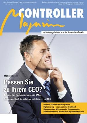 Controller Magazin Ausgabe 03/2015 | Controller Magazin