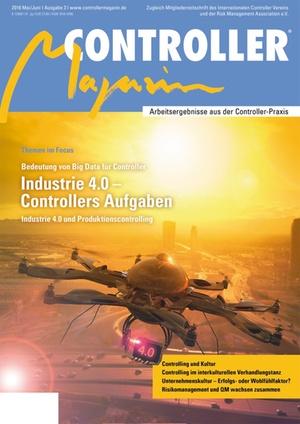 Controller Magazin Ausgabe Mai/Juni 2016 | Controller Magazin