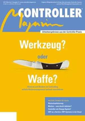 Controller Magazin Ausgabe 3/2017 | Controller Magazin