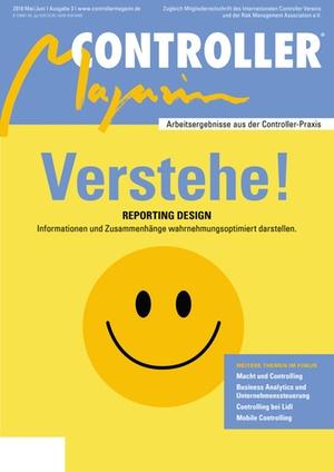Controller Magazin Ausgabe 3/2018 | Controller Magazin
