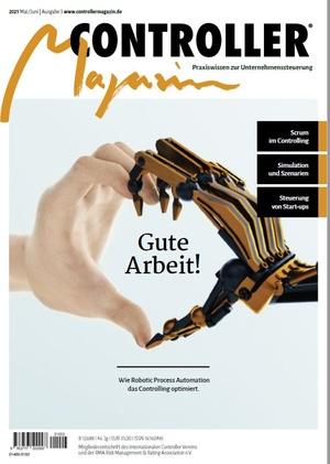 Controller Magazin Ausgabe 3/2021 | Controller Magazin