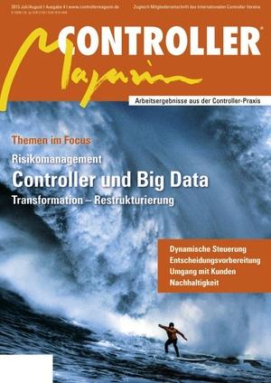 Controller Magazin Ausgabe 4/2013 | Controller Magazin