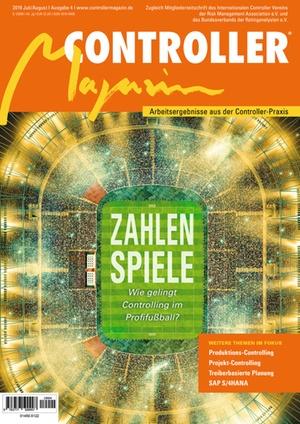 Controller Magazin Ausgabe 4/2019 | Controller Magazin