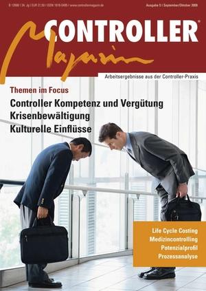 Controller Magazin Ausgabe 5/2009 | Controller Magazin