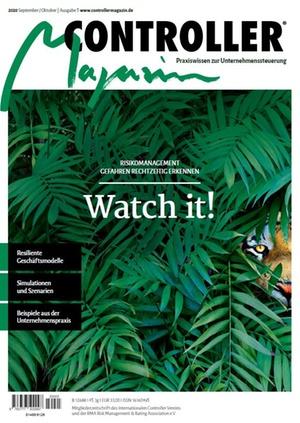 Controller Magazin Ausgabe 5/2020 | Controller Magazin
