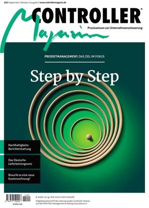 Controller Magazin Ausgabe 5/2021 | Controller Magazin