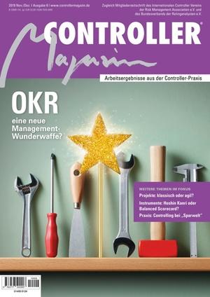 Controller Magazin Ausgabe 6/2019 | Controller Magazin