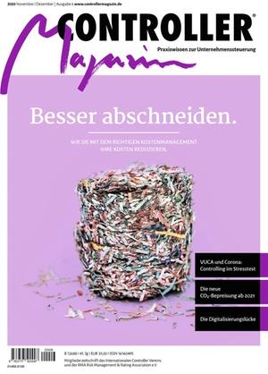 Controller Magazin Ausgabe 6/2020 | Controller Magazin