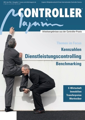 Controller Magazin Ausgabe 1/2012 | Controller Magazin