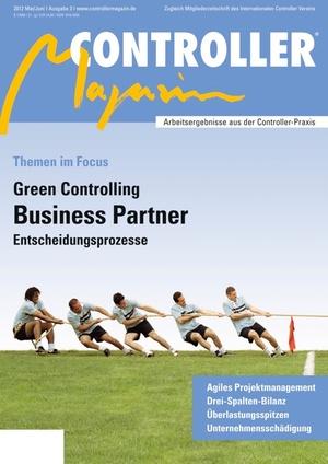 Controller Magazin Ausgabe 3/2012 | Controller Magazin
