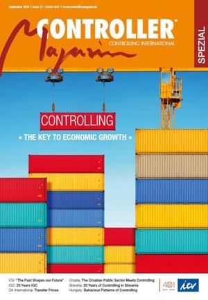 Controller Magazin spezial international 2015 | Controller Magazin