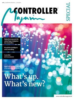Controller Magazin Spezial BI-Software 2019