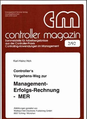 Controller Magazin Ausgabe 02/1992 | Controller Magazin