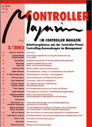 Controller Magazin Ausgabe 3/2002   Controller Magazin