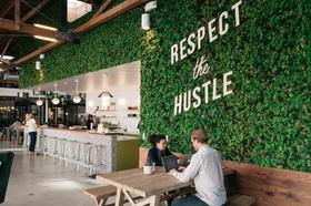 Co Working Space Wework LA