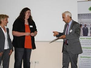 Coach & Trainer Award 2012 an Burnout-Trainer verliehen