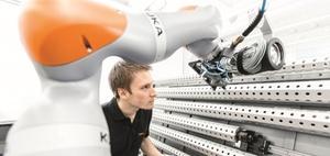 Industrie 4.0: Roboter und Cobots