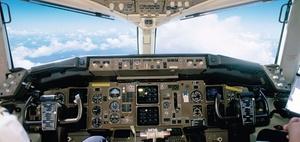 Erste Tätigkeitstätte eines Piloten
