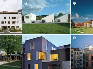Zukunft Wohnen 2012: Siedlung Neue Burg prämiert