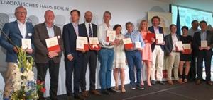 Comenius-Award: Auszeichnungen für digitale Weiterbildung
