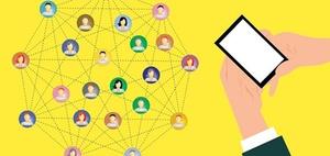 Wissensmanagement: Firmenkultur und Technologie entscheidend
