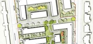 Projekt: Die Wohnkompanie baut 250 Wohnungen in Hannover-List